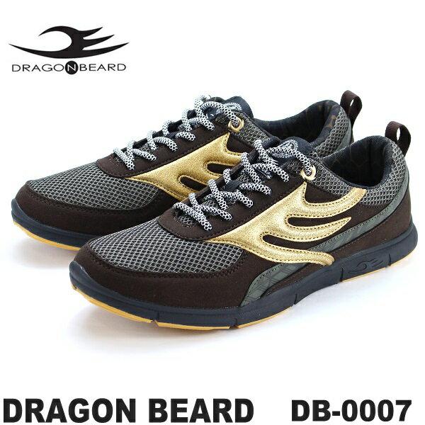 ドラゴンベアード スニーカーDRAGONBEARD DB-0007靴 メンズスニーカー 鷹ダーツ