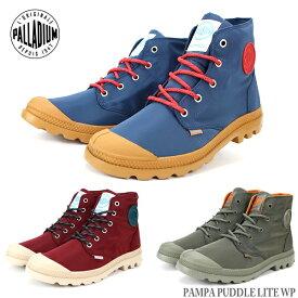パラディウム レインシューズ レディースパンパ パドルライト WP 73085PALLADIUM Pampa Puddle Lite WP防水ブーツ 防水スニーカー