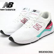 ニューバランススニーカーnewbalanceMSX90CRAWHITEメンズレディーススニーカー