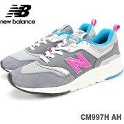 ニューバランスCM997HAH(CASTLEROCK)newbalanceCM997HAHスニーカーレディースメンズ