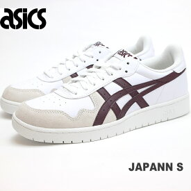 アシックス ジャパン S メンズ スニーカーasics JAPAN S 1191A328-102 WHITE/DEEP MARS