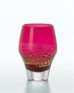 日本製 江戸硝子 紅玻璃 タンブラー (330ml) グラス 水 ジュース 酒 ( 飲みもの 飲物 ビールタンブラー ビールグラス ビアグラス ビアカップ 酒器 ビールジョッキ ビアジョッキ 泡立ち 父の日