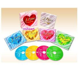 J-Love(CD4枚組)リニューアル版(CD)