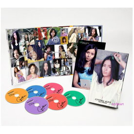 CYNTHIA ALIVE 南 沙織 CD-BOX CD6枚組 宅配便配送
