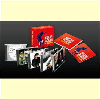 Michael Jackson 收集 CD 盒 (CD)
