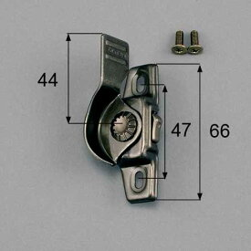 【メール便対応】トステム(LIXIL) サッシ錠(クレセント)左側用 R1Y66