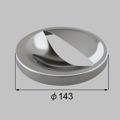 トステム(LIXIL) 排水プレート(NHG) 半円タイプ QUA145