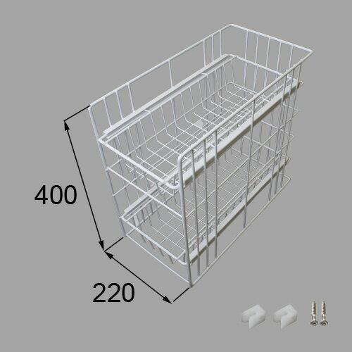 トステム(LIXIL) フリーバスケット 30 KKBZZ124