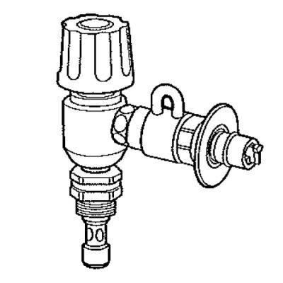 パナソニック(Panasonic) 分岐水栓(MYM用・内ネジ用) CB-EM7