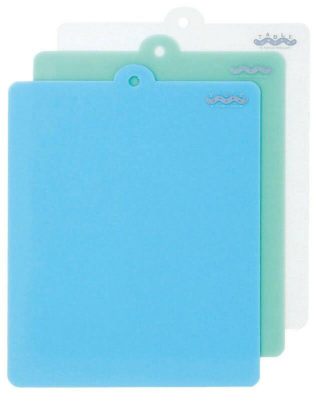 【ゆうパケット対応】マーナ(MARNA) 小林カツ代の生活提案 まな板がわり(小) ホワイト K-610W