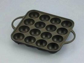 和平フレイズ(FREIZ) 元祖ヤキヤキ屋台 アルミ鋳物たこ焼器16穴 YR-4259