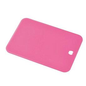【ゆうパケット対応/代引不可】下村工業 味わい食房 ミニまな板 ピンク AMM-670