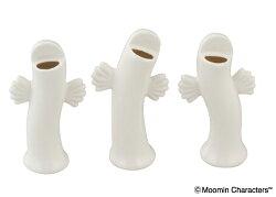 サンファーム(Sunfarm)ムーミン(Moomin)ニョロニョロ花瓶3点セットKC-5085