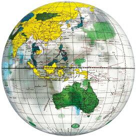 【ゆうパケット対応/代引不可】イガラシ(IGARASHI) 地球儀ボール(クリア) BGP-240