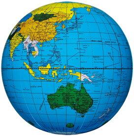 【ゆうパケット対応/代引不可】イガラシ(IGARASHI) 地球儀ボール(ブルー) BGP-140