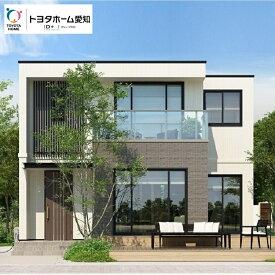【トヨタホーム愛知】Since Smart Stage D+規格住宅 商品住宅 ライフスタイル ライフスタイル住宅