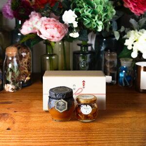 【生はちみつギフト】マヌカハニーメディカル(200g)【MGO400+ (UMF20+相当)】 + ナッツの蜂蜜漬けM(80g) / ナチュラルクラフトボックス(M) + 熨斗 + 手提げ袋