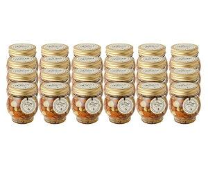 【送料無料】ご自宅用に!【お買い得】ナッツの蜂蜜漬け 200g オトクな24個セット 御中元 お中元ギフト インスタ映え おしゃれ かわいい  ホワイトデー