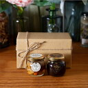 MYHONEY マイハニー ナッツの蜂蜜漬け 80g + ハニーショコラ 90g セット ハロウィン ギフト プレゼント はちみつ ギフト おしゃれ かわ…