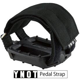 YNOT Pedal Strap | ワイノット ペダルストラップ トゥクリップ ピストバイク 固定ギヤ