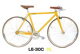 LongEdge ロングエッヂ シングルスピード LE-30C フリー 固定 自転車