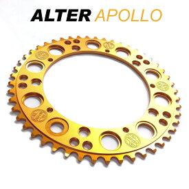 アルター チェーンリング ALTER CHAINRING APOLLO ピストバイク 自転車