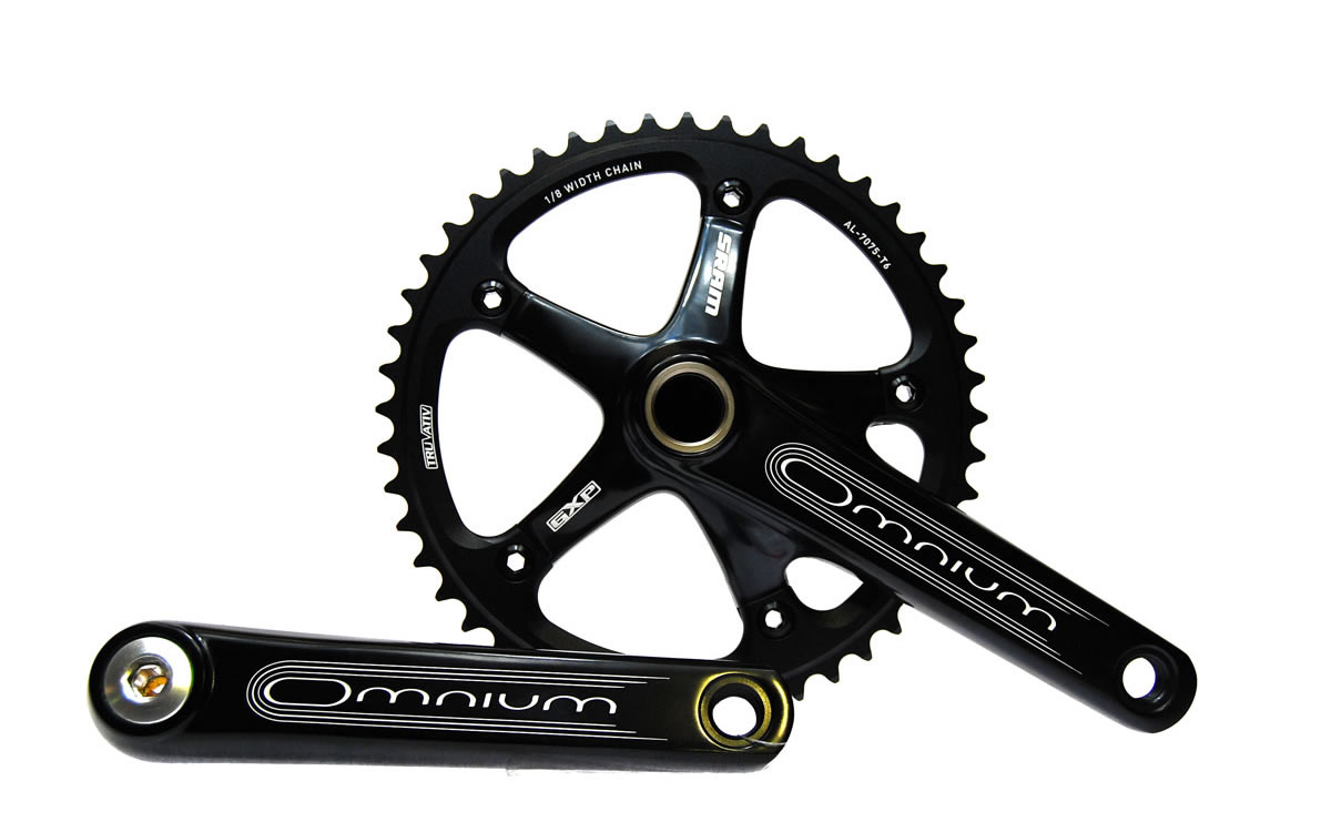 SRAM OMNIUM スラム オムニウム クランクセット ピスト 自転車 カスタム