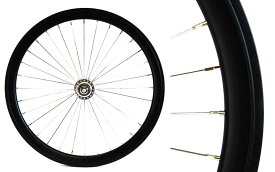 カラーホイール フロント 30mm Wheel 20インチ 自転車