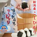 特A【無洗米】スーパーコシヒカリ5kg新潟県産【高級米】【特別栽培米】令和元年