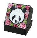 【送料無料】パンダ ぱんだ プリザーブドフラワー 上野 記念【花】 誕生日プレゼント 女性 男性 結婚祝い 母の…