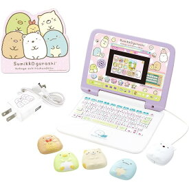 マウスできせかえ!すみっコぐらしパソコン+(プラス)(1台)