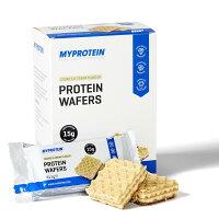 マイプロテイン【MyProtein】プロテインウエハース10パック入|プロテインバープロテインスナック低糖質糖質制限低糖低脂肪高たんぱくチョコバニラベイクドチョコ【楽天海外直送】