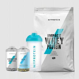 マイプロテイン 公式 【MyProtein】ダイエット 応援 セット 【楽天海外直送】