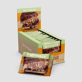 マイプロテイン 公式 【MyProtein】 とろける ビーガン プロテインクッキー 12個【楽天海外直送】