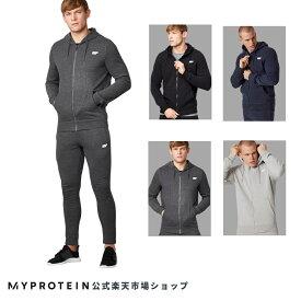 マイプロテイン 公式 【MyProtein】メンズ トゥルーフィット フルジップ パーカー【楽天海外直送】