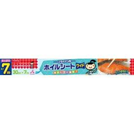 【あわせ買い3500円以上で送料無料】クレハ キチントさん フライパン用ホイルシート 30×7 (4901422325657)