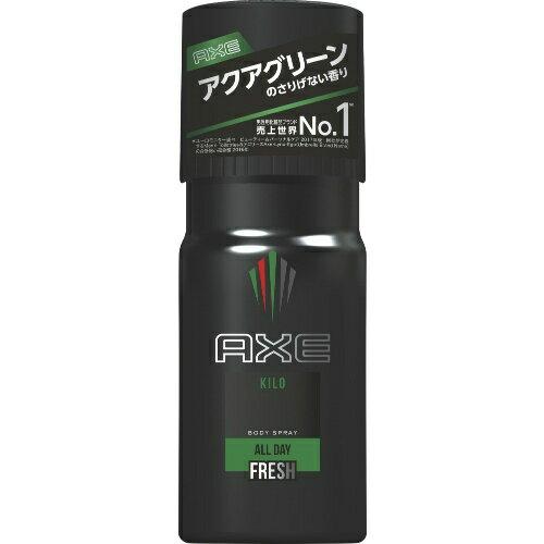 ユニリーバ AXE ( アックス ) フレグランスボディスプレー キロ 60g 澄んだアクアグリーンの香り ( 4902111731513 )