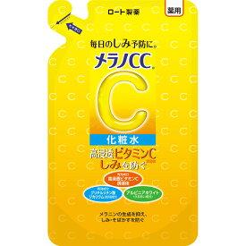 ロート製薬 メラノCC 薬用 しみ対策 美白化粧水 つめかえ用 170ml