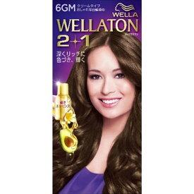 ウエラ (Wella)ウエラトーン ツープラスワン(2+1) クリームタイプ 6GM(1セット)