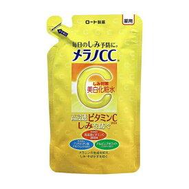 ロート製薬 メラノCC 薬用しみ対策美白化粧水 つめかえ用 170ml 柑橘系の香り 医薬部外品 ( 4987241135288 )