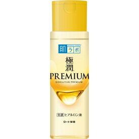 ロート製薬 肌ラボ 極潤プレミアム 特濃 ヒアルロン液 170mL 化粧水