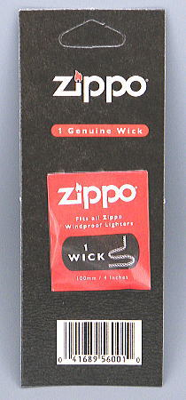ZIPPO 純正ウィック(取替説明文サービスします。)/zippo ライター