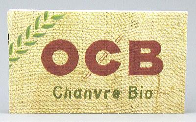 【OCB】手巻きタバコ用 巻紙 オーガニック ダブル ペーパー 69mm 100枚入 手巻きタバコ