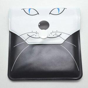 使い捨て ボタン式 プリント柄 携帯灰皿 ポケット灰皿 猫 キャット柄