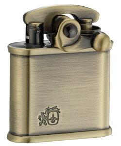 Colibri コリブリ オイルライター ブラス古美 ライオン 308-0010