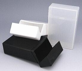 【BOXケース】プラスチック シガレットケース ★デコ加工にもどうぞ!ワンタッチ タバコケース 煙草ケース たばこケース 収納ケース 絆創膏入れ ワンタッチボックス 小物 プラスチックタバコケース