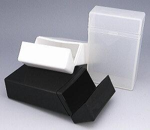 【BOXケース】プラスチック シガレットケース ★デコ加工にもどうぞ!ワンタッチ タバコケース 煙草ケース たばこケース 収納ケース 絆創膏入れ ワンタッチボックス 小物 プラスチッ