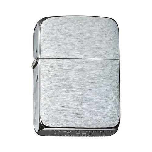 復刻版 1941レプリカ zippo Brushed Chrome ライター ブラッシュ クローム サテーナ仕上 #1941A ZIPPO ジッポ ジッポライター ジッポーライター lighter