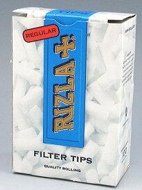 RIZLA リズラ 手巻きタバコ用 レギュラーフィルター 100本 手巻きタバコ
