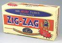 【ZIG-ZAG】ジグザグ ミニ チューブ さや紙 100本入 【バスストップ・シガレット用】zigzag